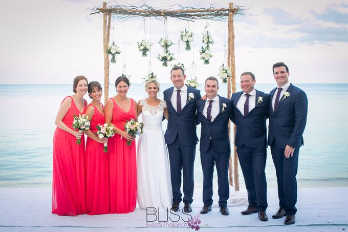 The magical moment of Carin & Luke at Vana Belle A Luxury Collection Resort  Koh Samui by BLISS Events & Weddings Thailand - 020