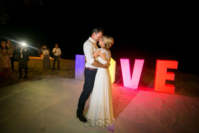 The magical moment of Carin & Luke at Vana Belle A Luxury Collection Resort  Koh Samui by BLISS Events & Weddings Thailand - 028