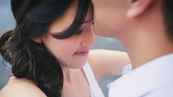 Pre Wedding   Vanessa & Ujin by Felicia Sarwono Makeup Art - 004
