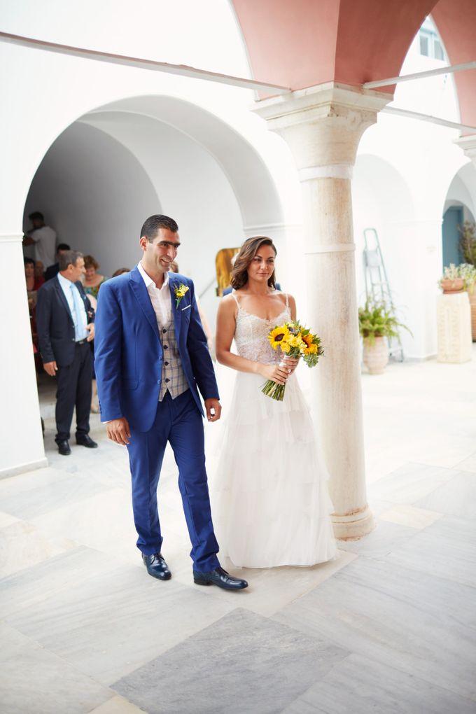 A wedding in Greece by Sotiris Tsakanikas Photography - 013