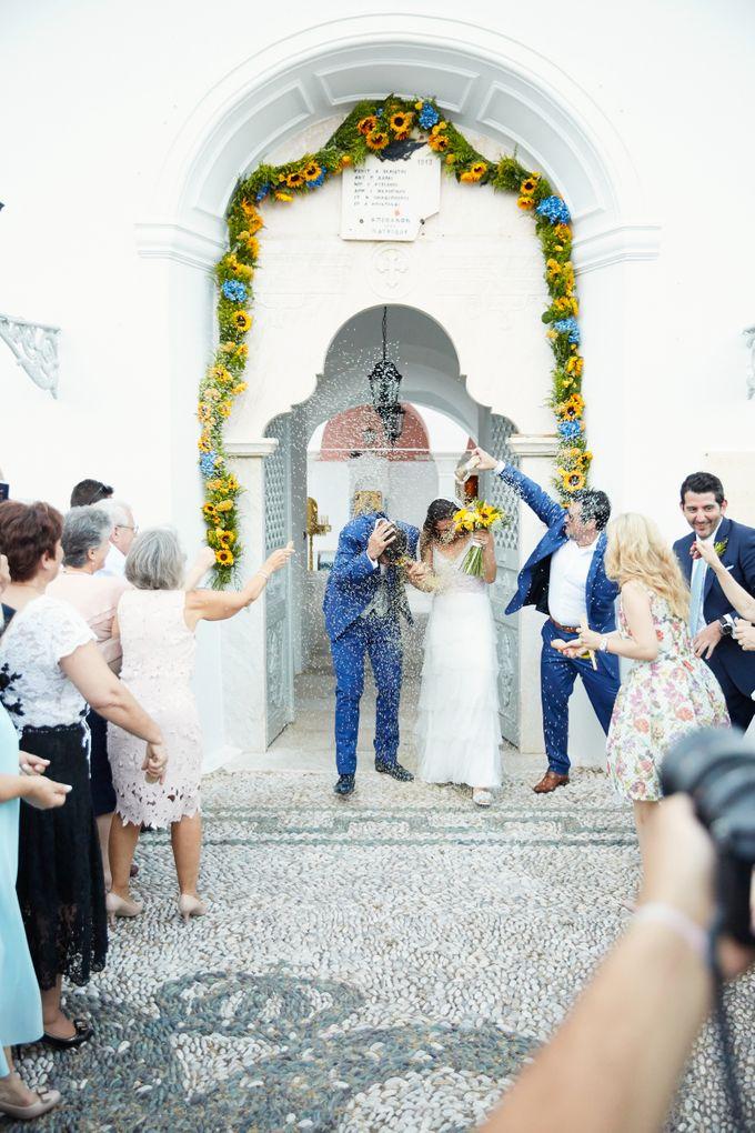 A wedding in Greece by Sotiris Tsakanikas Photography - 014
