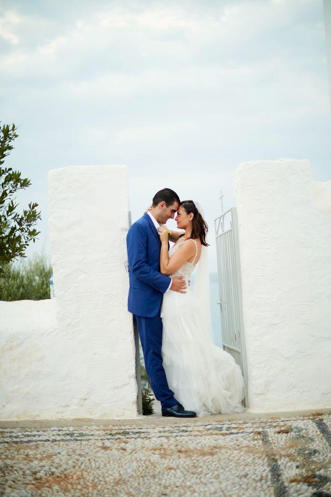 A wedding in Greece by Sotiris Tsakanikas Photography - 018