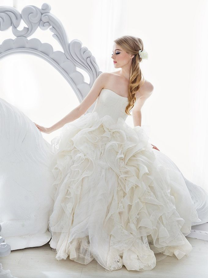 Wedding Dress Collection by The Dresscodes Bridal - 011