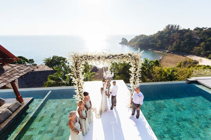 Vicky & Lee by Luxury Events Phuket - 015