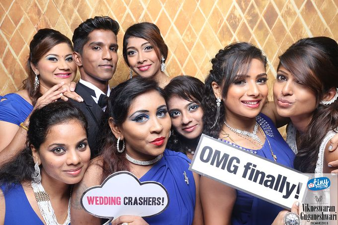 Vikneswaran & Guganeshwari wedding by TINY PHOTO LLP - 002