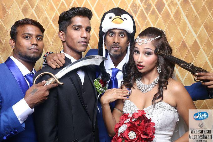 Vikneswaran & Guganeshwari wedding by TINY PHOTO LLP - 003
