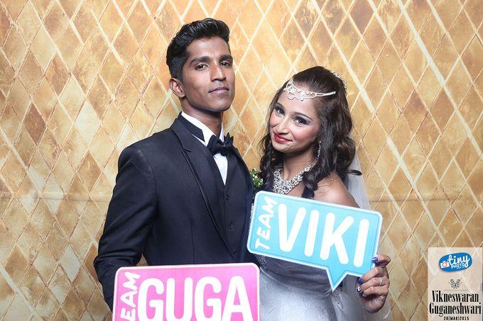 Vikneswaran & Guganeshwari wedding by TINY PHOTO LLP - 001