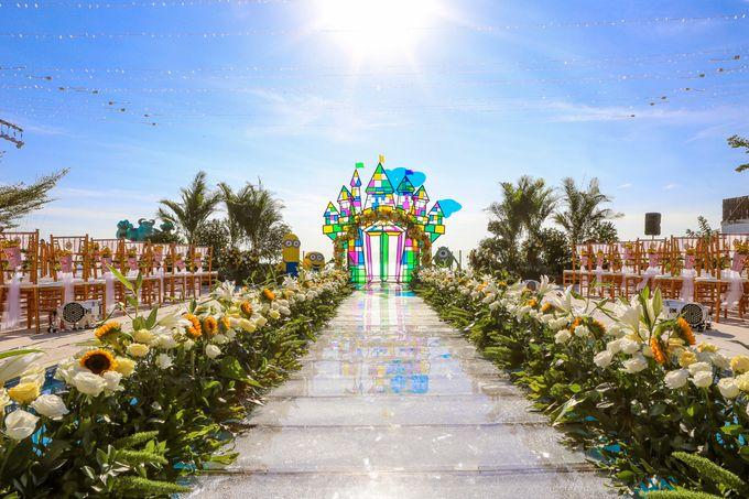 Our Fairy Minions Wedding by Trinity Artwork - 007