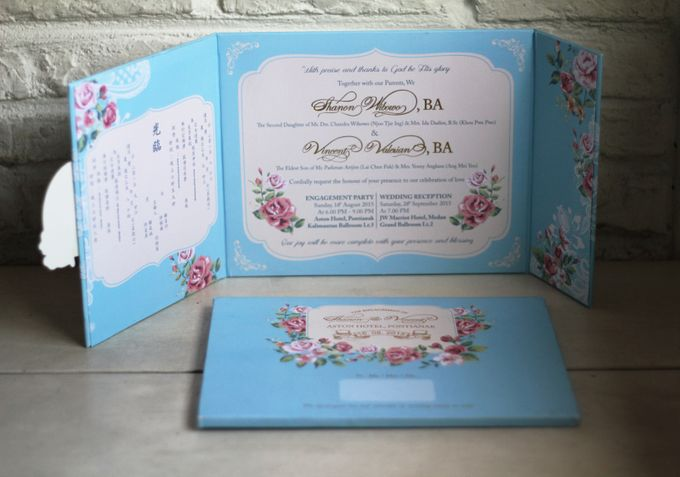 Vincent and Shanon Wedding by Jolly's Little Dreams - 001