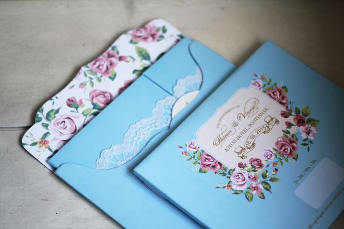 Vincent and Shanon Wedding by Jolly's Little Dreams - 002