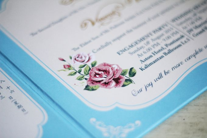 Vincent and Shanon Wedding by Jolly's Little Dreams - 003