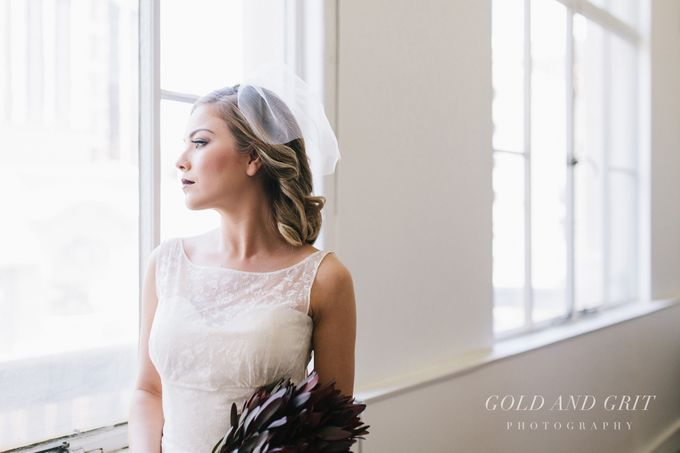 Gold and Grit Wedding Shoot by Empireroom - 010