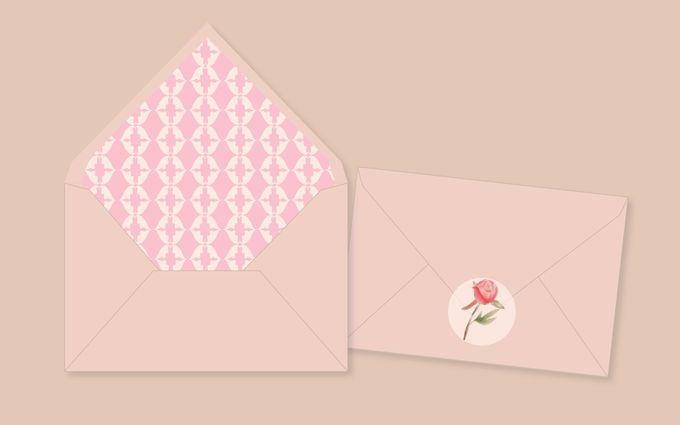 Wedding Invitation by Faith Creative Studio - 003