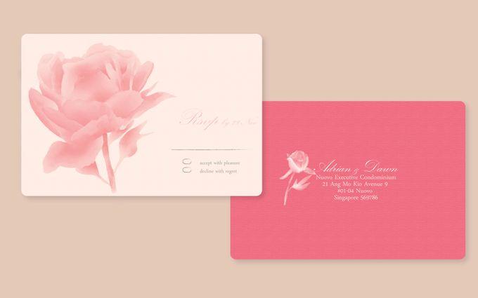 Wedding Invitation by Faith Creative Studio - 004