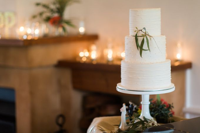 Wedding Cakes in the Hunter Valley by Project Cake - 011