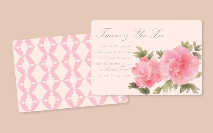 Wedding Invitation by Faith Creative Studio - 005