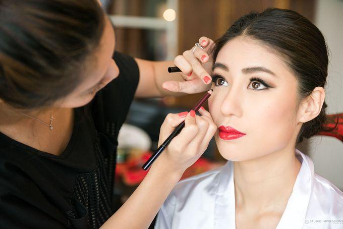 Portfolio by Hilary Ho Makeup - 027