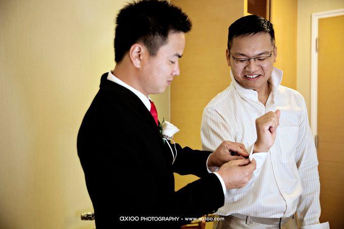 Darren & Yohana Wedding by Dante Wedding Planner - 003