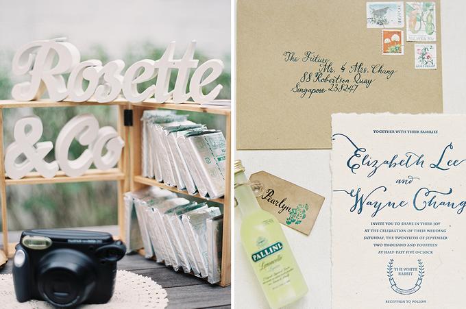 Rustic Dreamy Wedding of Wayne & Liz by Rosette Designs & Co - 004