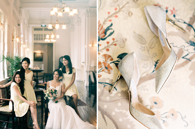 Rustic Dreamy Wedding of Wayne & Liz by Rosette Designs & Co - 006