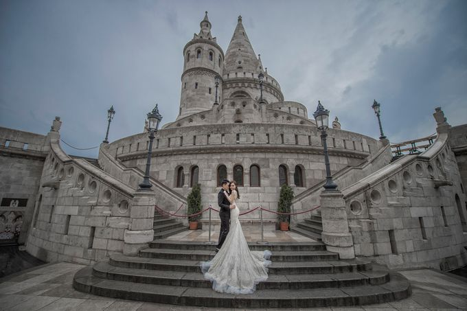 Overseas Prewedding Collections by Joe Teng by Acapella Photography - 005