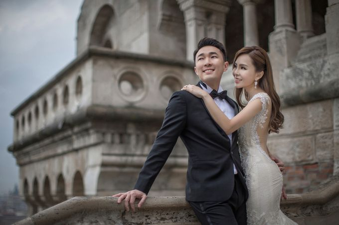 An Exclusive Prewedding with Singapore Gorgeous Couple by Acapella Photography - 011
