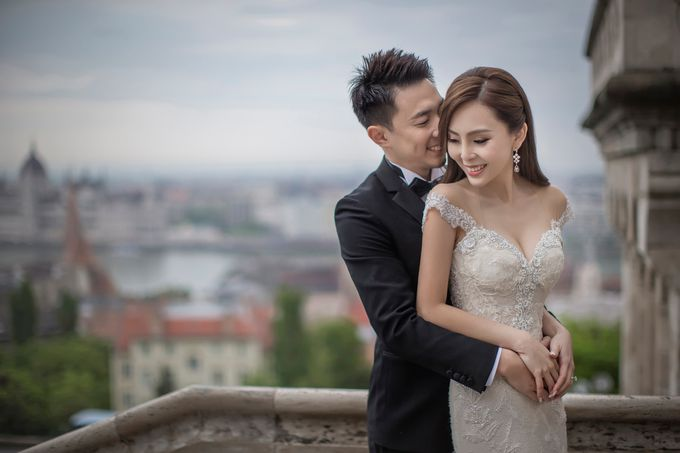 An Exclusive Prewedding with Singapore Gorgeous Couple by Acapella Photography - 012