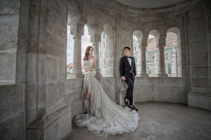 An Exclusive Prewedding with Singapore Gorgeous Couple by Acapella Photography - 017