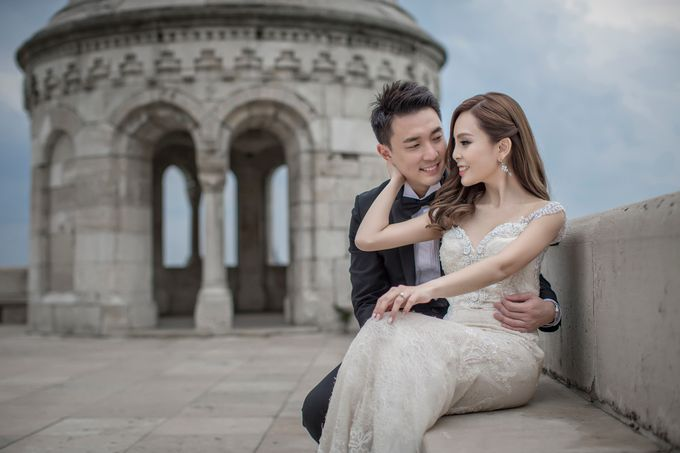 An Exclusive Prewedding with Singapore Gorgeous Couple by Acapella Photography - 021