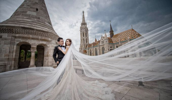 An Exclusive Prewedding with Singapore Gorgeous Couple by Acapella Photography - 025