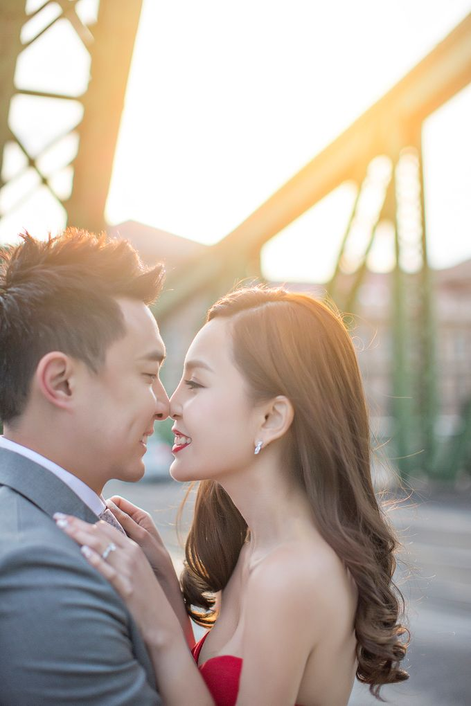 An Exclusive Prewedding with Singapore Gorgeous Couple by Acapella Photography - 036