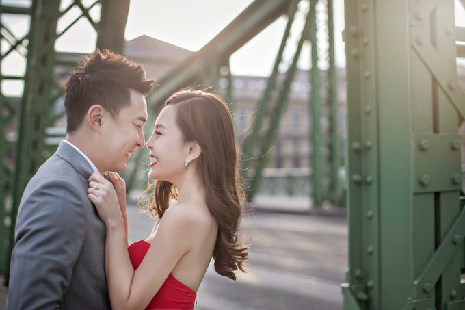 An Exclusive Prewedding with Singapore Gorgeous Couple by Acapella Photography - 037