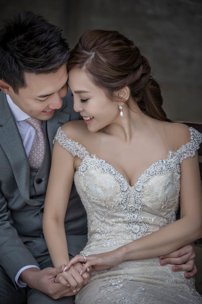 An Exclusive Prewedding with Singapore Gorgeous Couple by Acapella Photography - 040