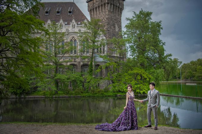 An Exclusive Prewedding with Singapore Gorgeous Couple by Acapella Photography - 044