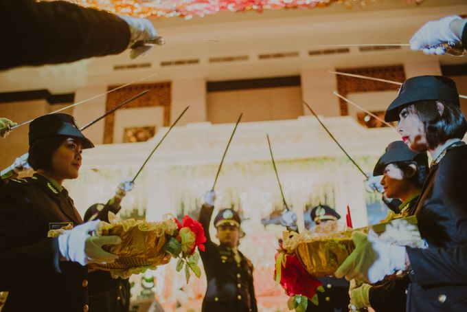 Wedding of Icha & Yudhi by The Trans Resort Bali - 017