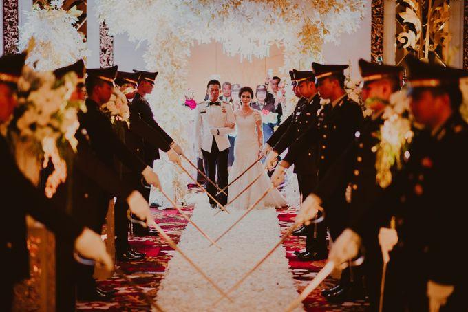 Wedding of Icha & Yudhi by The Trans Resort Bali - 016