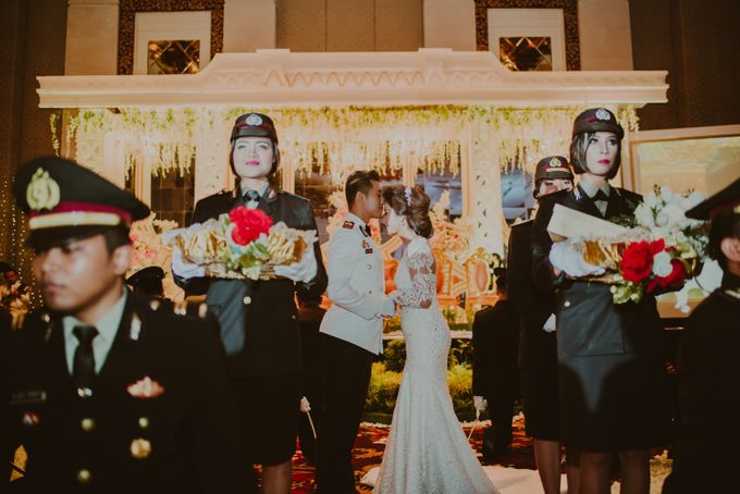 Wedding of Icha & Yudhi by The Trans Resort Bali - 018