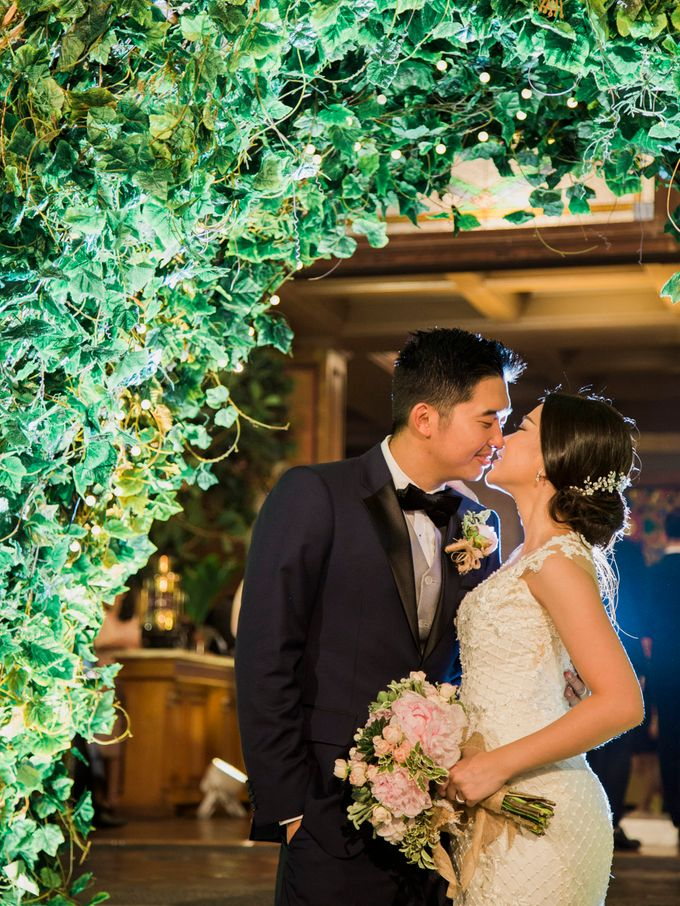 The Wedding of Andrey and Sisca by Lighthouse Photography - 010