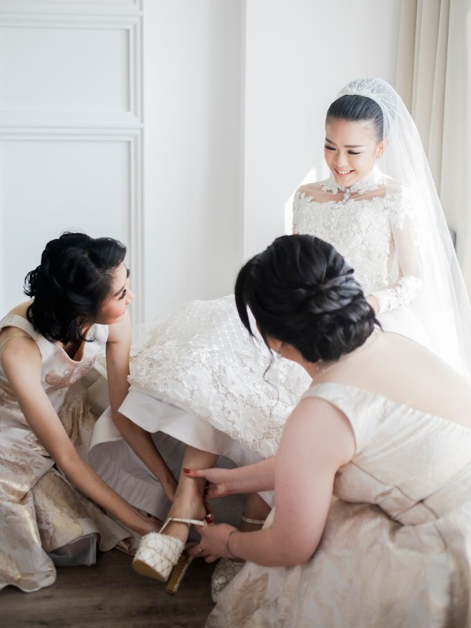The Wedding of Andrey and Sisca by Lighthouse Photography - 021