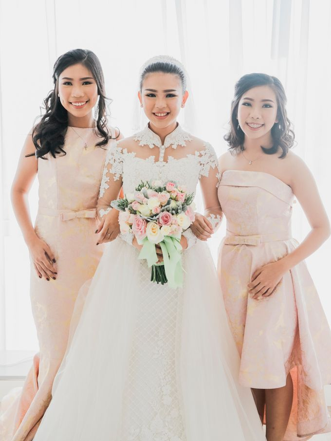 The Wedding of Andrey and Sisca by Lighthouse Photography - 023
