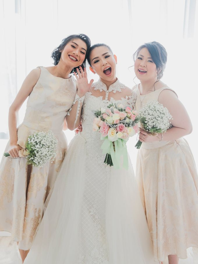 The Wedding of Andrey and Sisca by Lighthouse Photography - 024