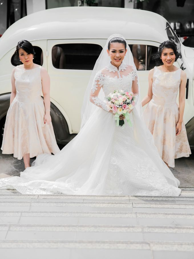 The Wedding of Andrey and Sisca by Lighthouse Photography - 028