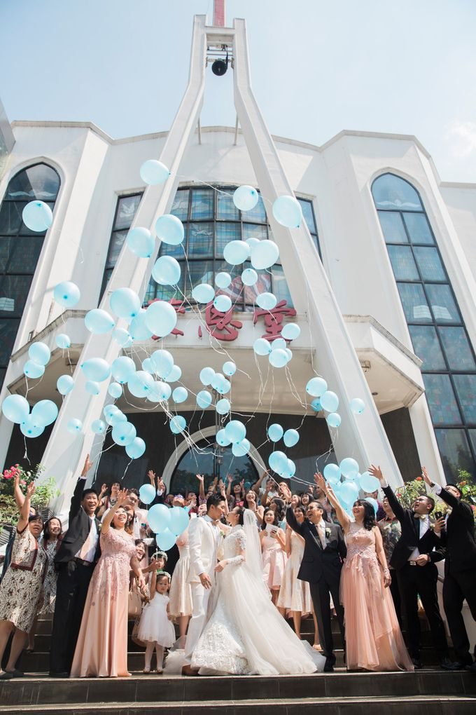 The Wedding of Andrey and Sisca by Lighthouse Photography - 029