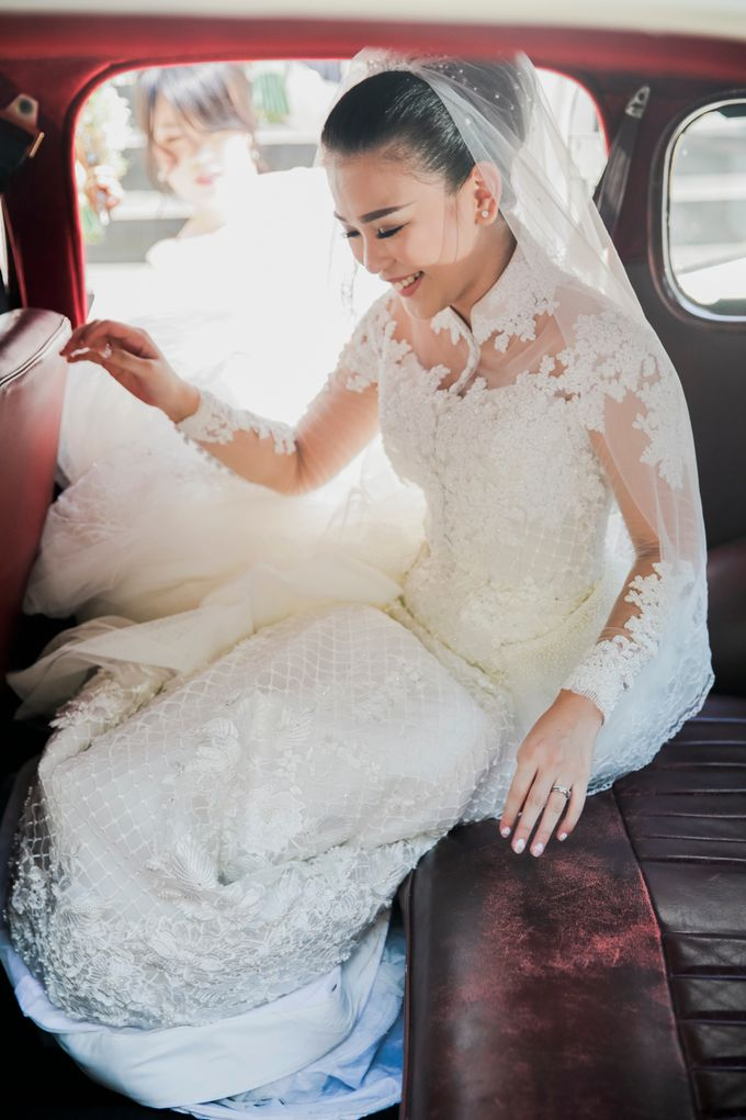 The Wedding of Andrey and Sisca by Lighthouse Photography - 030