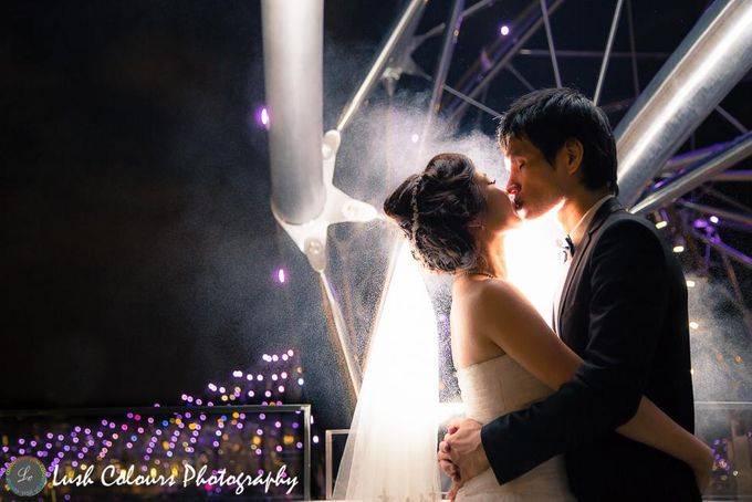 Singapore Pre Wedding Photography for Chongyou & Kai Ling by Lush Colours Photography - 009