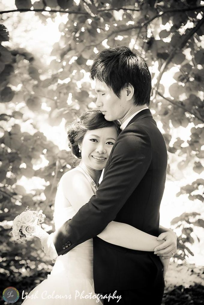 Singapore Pre Wedding Photography for Chongyou & Kai Ling by Lush Colours Photography - 013