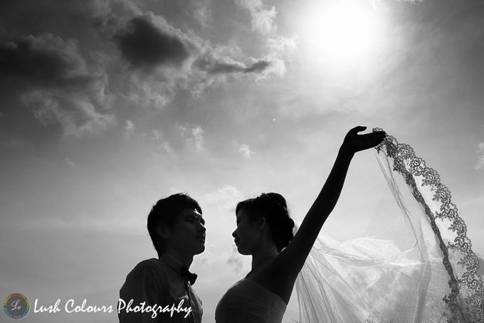 Singapore Pre Wedding Photography for Chongyou & Kai Ling by Lush Colours Photography - 018