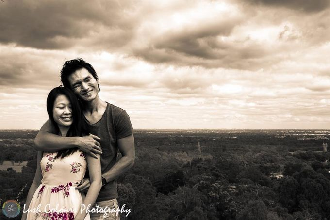 Perth Pre Wedding Photography for Chongyou & Kai Ling by Lush Colours Photography - 001