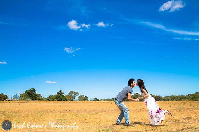 Perth Pre Wedding Photography for Chongyou & Kai Ling by Lush Colours Photography - 002