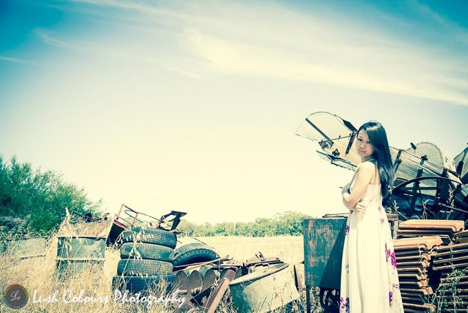 Perth Pre Wedding Photography for Chongyou & Kai Ling by Lush Colours Photography - 003